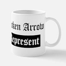 Broken Arrow - Represent Mug