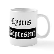 Cyprus - Represent Mug