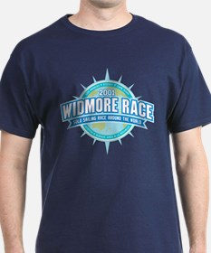 The 2001 Widmore Race T-Shirt