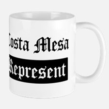 Costa Mesa - Represent Mug