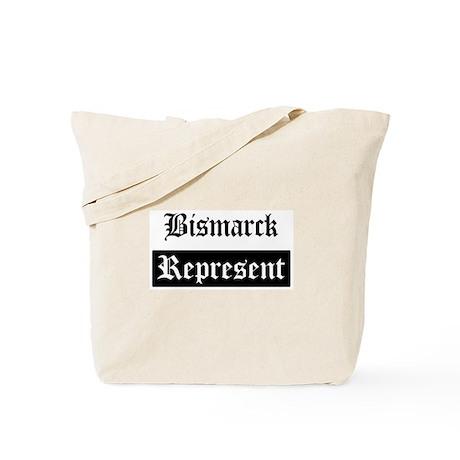 Bismarck - Represent Tote Bag