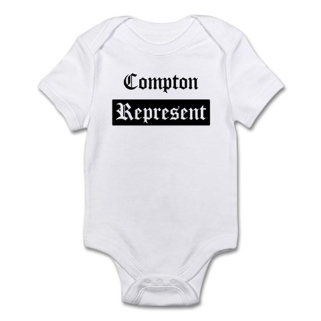 Compton - Represent Infant Bodysuit