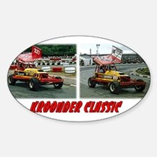 Kroonder Classic Oval Decal