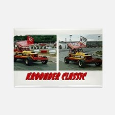 Kroonder Classic Rectangle Magnet