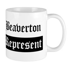Beaverton - Represent Mug