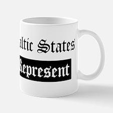 Baltic States - Represent Mug