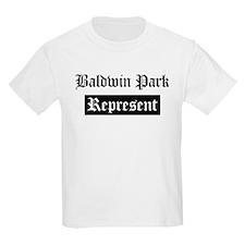 Baldwin Park - Represent T-Shirt