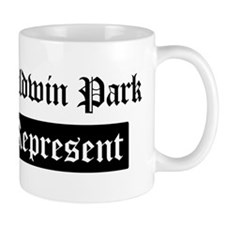 Baldwin Park - Represent Mug