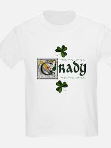 Grady Celtic Dragon Kids T-Shirt