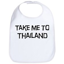 Take me to Thailand Bib
