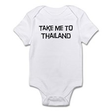 Take me to Thailand Infant Bodysuit