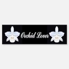 Orchid Lover Bumper Bumper Bumper Sticker