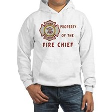 Fire Chief Property Hoodie