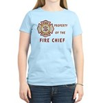 Fire Chief Property Women's Light T-Shirt