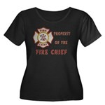 Fire Chief Property Women's Plus Size Scoop Neck D