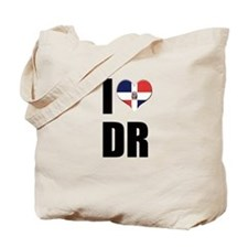I heart DR Tote Bag