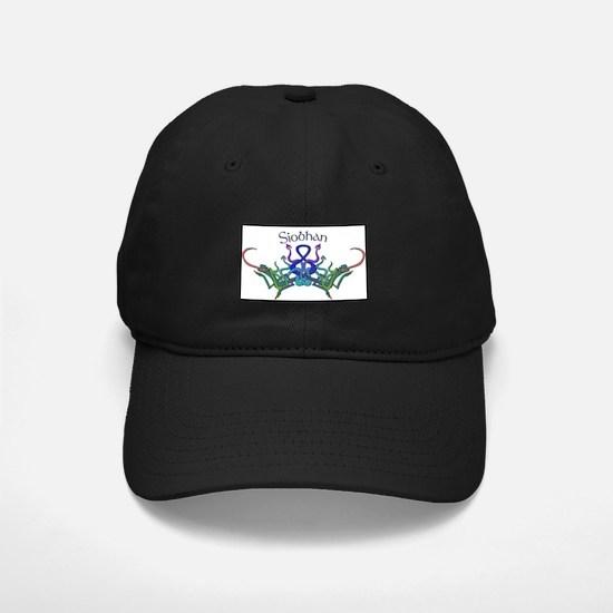 Siobhan's Celtic Dragons Name Baseball Hat