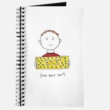 Cute Anti motivational Journal