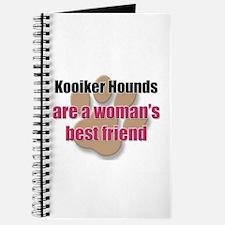 Kooiker Hounds woman's best friend Journal