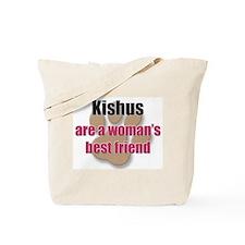 Kishus woman's best friend Tote Bag