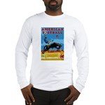 American Football Long Sleeve T-Shirt