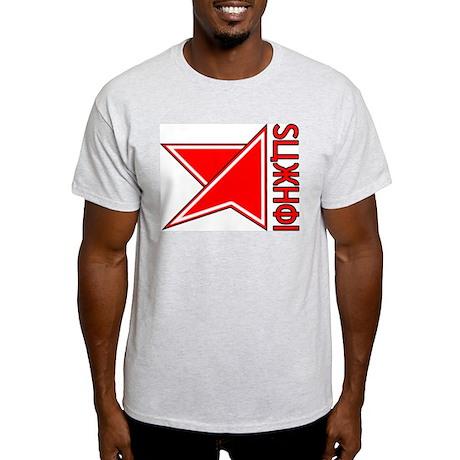 Sukhoi Design 2 Ash Grey T-Shirt