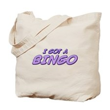 I Got A Bingo Tote Bag