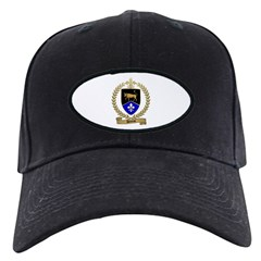 DEVEAU Family Crest Baseball Hat