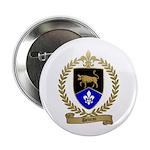 DEVEAU Family Crest Button