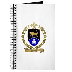 DEVEAU Family Crest Journal