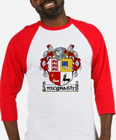 McGrath Coat of Arms Baseball Jersey