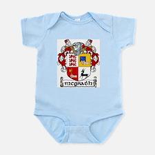 McGrath Coat of Arms Infant Creeper