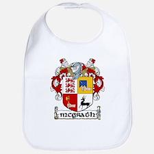 McGrath Coat of Arms Bib