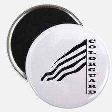Colorguard Flag Magnet