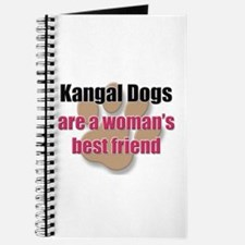 Kangal Dogs woman's best friend Journal