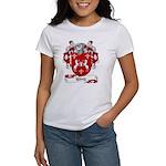 Udny Family Crest Women's T-Shirt