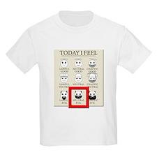 Today I Feel - Neutral Evil T-Shirt