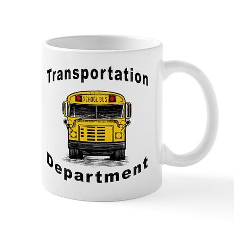 Transportation Department Mug
