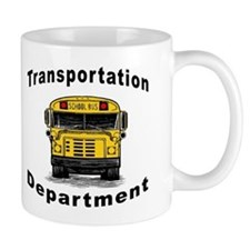 Transportation Department Mug