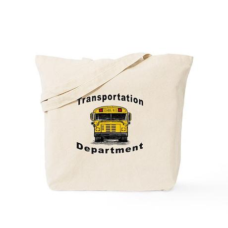 Transportation Department Tote Bag