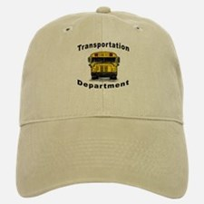 Transportation Department Baseball Baseball Cap