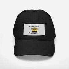 Transportation Department Baseball Hat