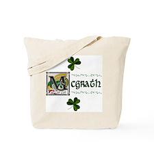 McGrath Celtic Dragon Tote Bag