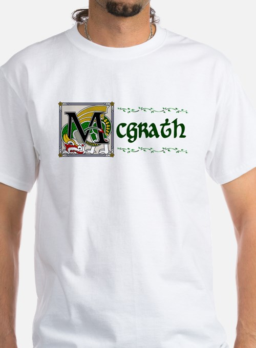 McGrath Celtic Dragon Shirt