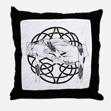 Handfasting Throw Pillow