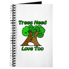 Trees need love Journal