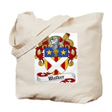 Walker Family Crest Tote Bag