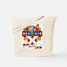 Walker Family Crest Tote Bag