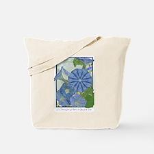 Mornin Glories Tote Bag