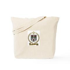 DOIRON Family Crest Tote Bag